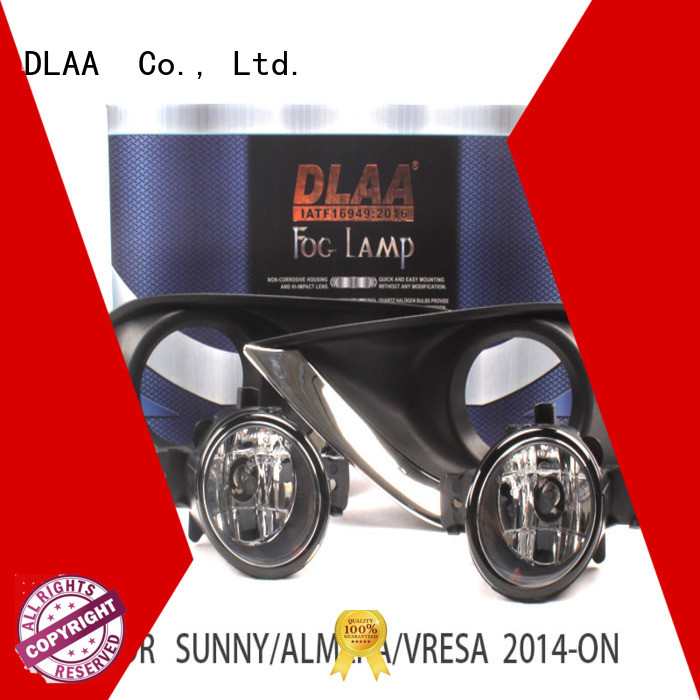 DLAA High-quality car front fog lights Suppliers for Nissan Cars