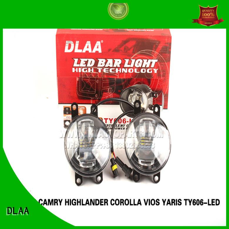 DLAA agya super bright fog lights for business for Toyota Cars