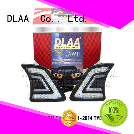 DLAA ty897 universal fog lights for cars manufacturers for Toyota Cars