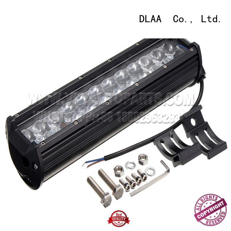 DLAA light vehicle led light bar factory for Automotives