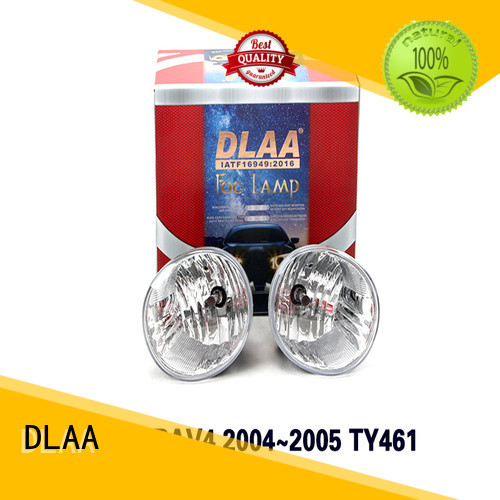 DLAA High-quality led fog light assembly factory for Toyota Cars