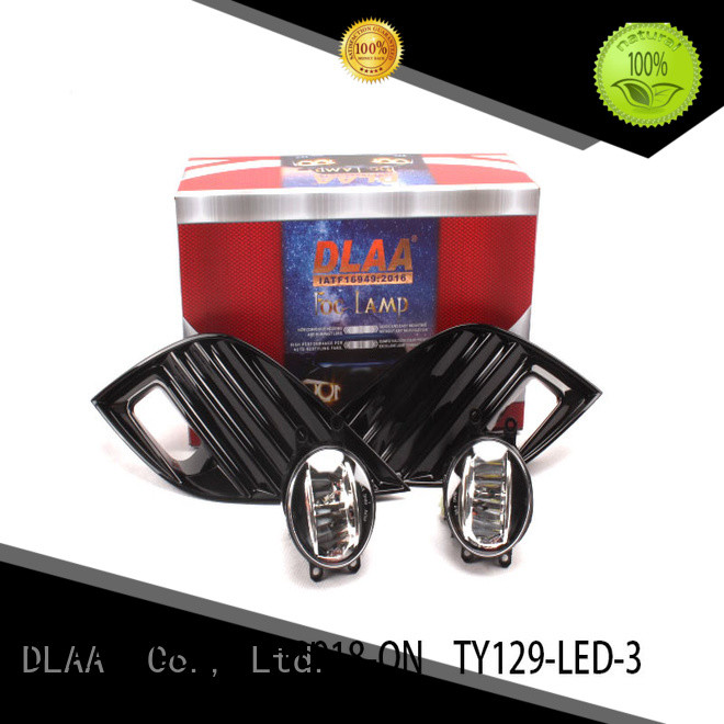 New universal fog light kit ty487 Supply for Toyota Cars