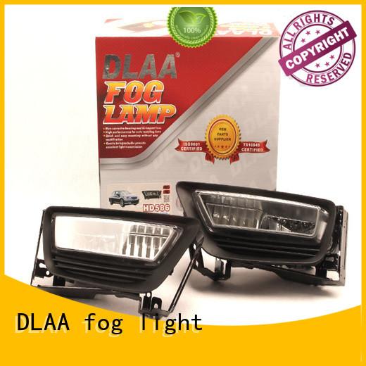 DLAA acura 5 inch round led fog lights for business for Honda Cars