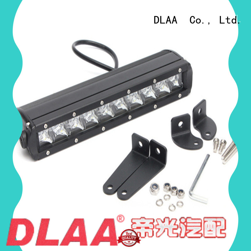 DLAA Wholesale curved led light bar manufacturers for Automotives