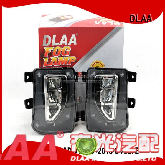DLAA camaro small led fog lights Supply for Chevrolet Cars