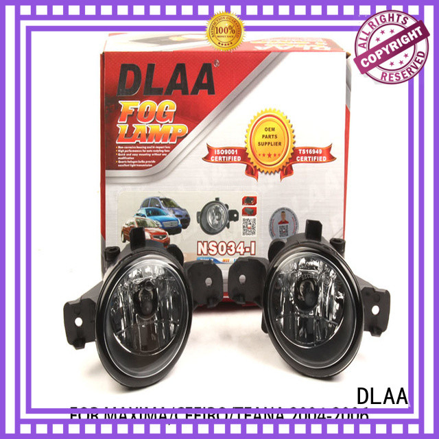 DLAA Top circle led fog lights company for Nissan Cars