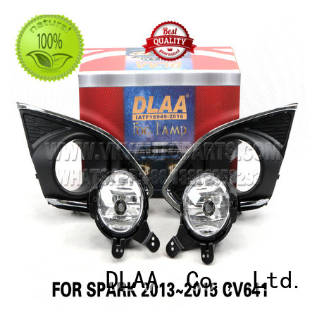 DLAA bumper white fog lights manufacturers for Chevrolet Cars