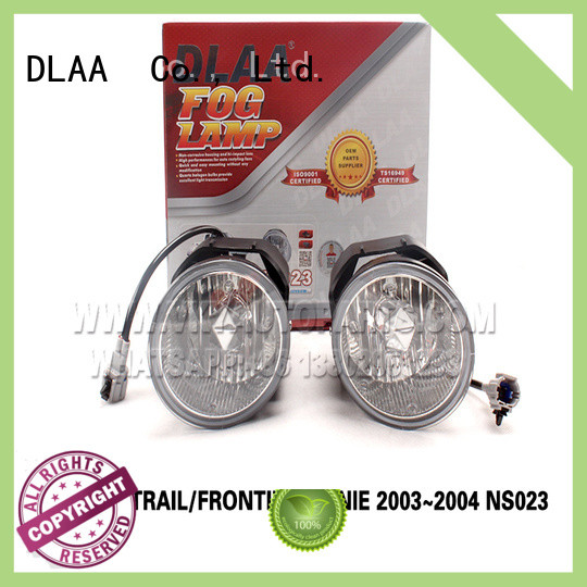 DLAA Best auto fog lamps company for Nissan Cars