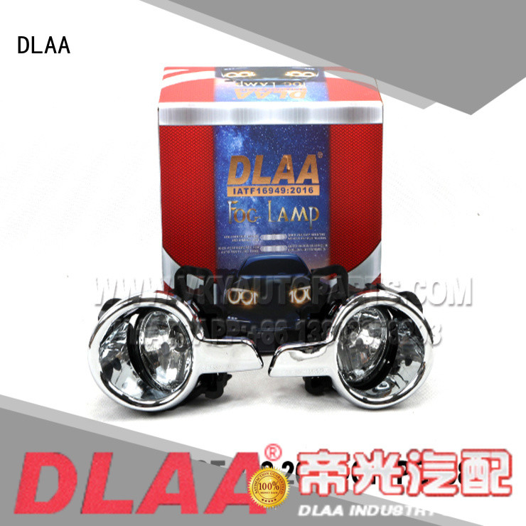 DLAA Wholesale fog lamp factory for cars