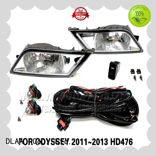 DLAA Wholesale 3 inch led fog lights Supply for Honda Cars
