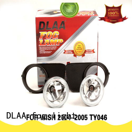 DLAA New led fog lamp kit manufacturers for Toyota Cars