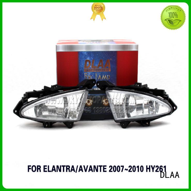 New custom fog lights led bumper manufacturers for Hyundai Cars