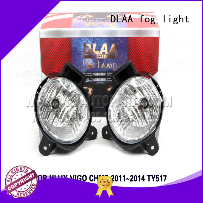 DLAA Latest red fog lights manufacturers for Toyota Cars