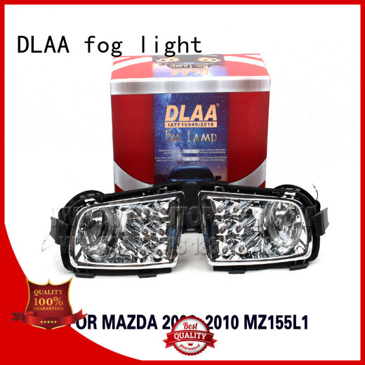 DLAA dlaacomplete extra fog lights for cars manufacturers for Mazda Cars