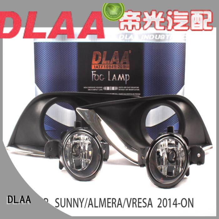 DLAA Best high intensity fog lights manufacturers for Nissan Cars