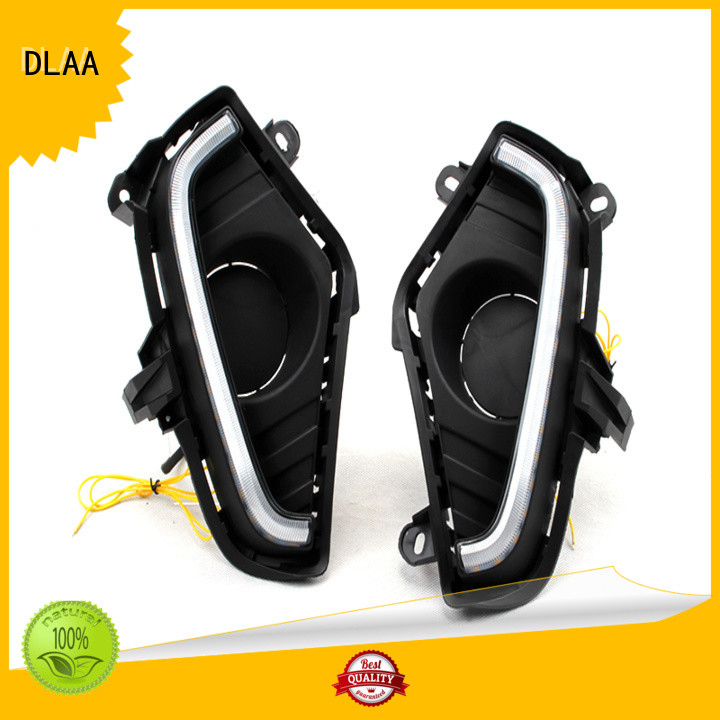 DLAA Custom universal fog light kit company for Toyota Cars