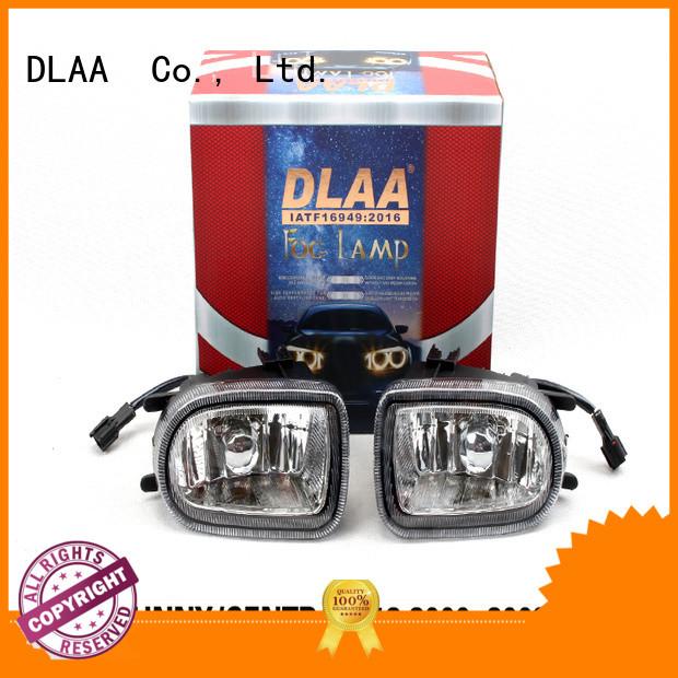 DLAA xtrailfrontierronie auto fog lamps Supply for Nissan Cars