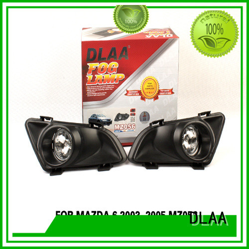 DLAA Wholesale car accessories fog lamps manufacturers for Mazda Cars