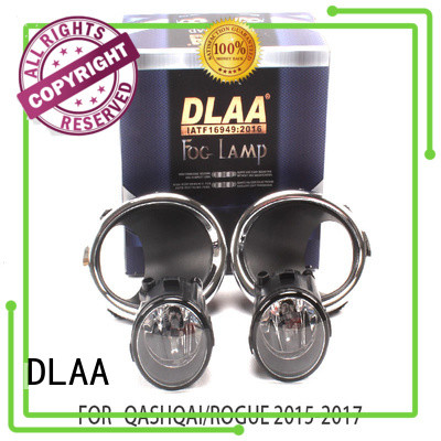 DLAA Wholesale projector fog light kit factory for Nissan Cars