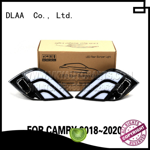 DLAA hilux super bright fog lights company for Toyota Cars