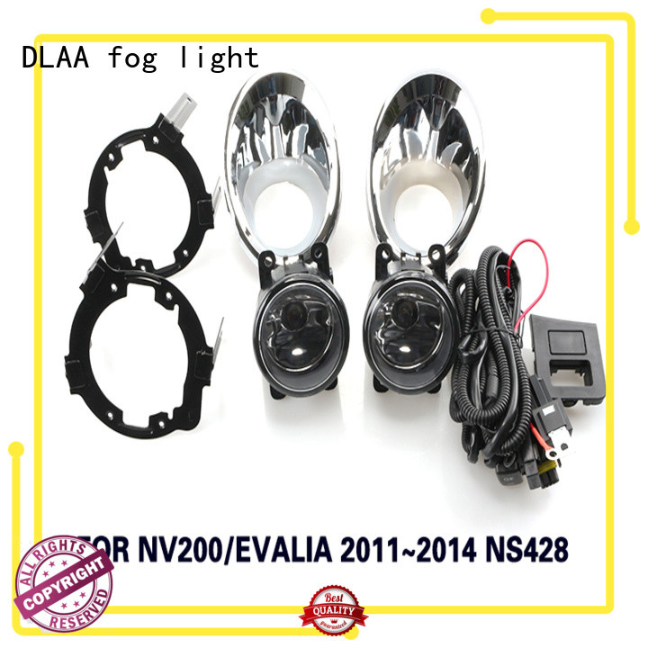 DLAA rogue car front fog lights Supply for Nissan Cars