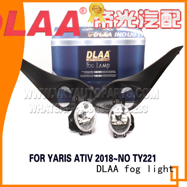 High-quality car fog lights for sale front manufacturers for Toyota Cars