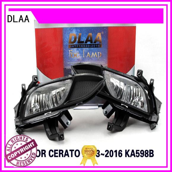 DLAA lamp kia fog lamp Supply for Kia Cars