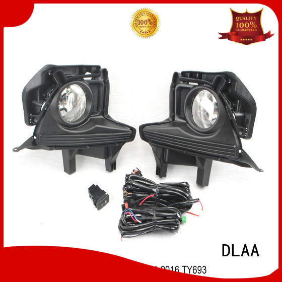 DLAA ty658 led fog lamp kit factory for Toyota Cars