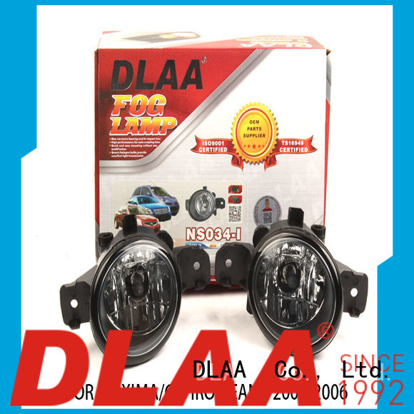DLAA Top nissan fog lamp suppliers for Nissan Cars