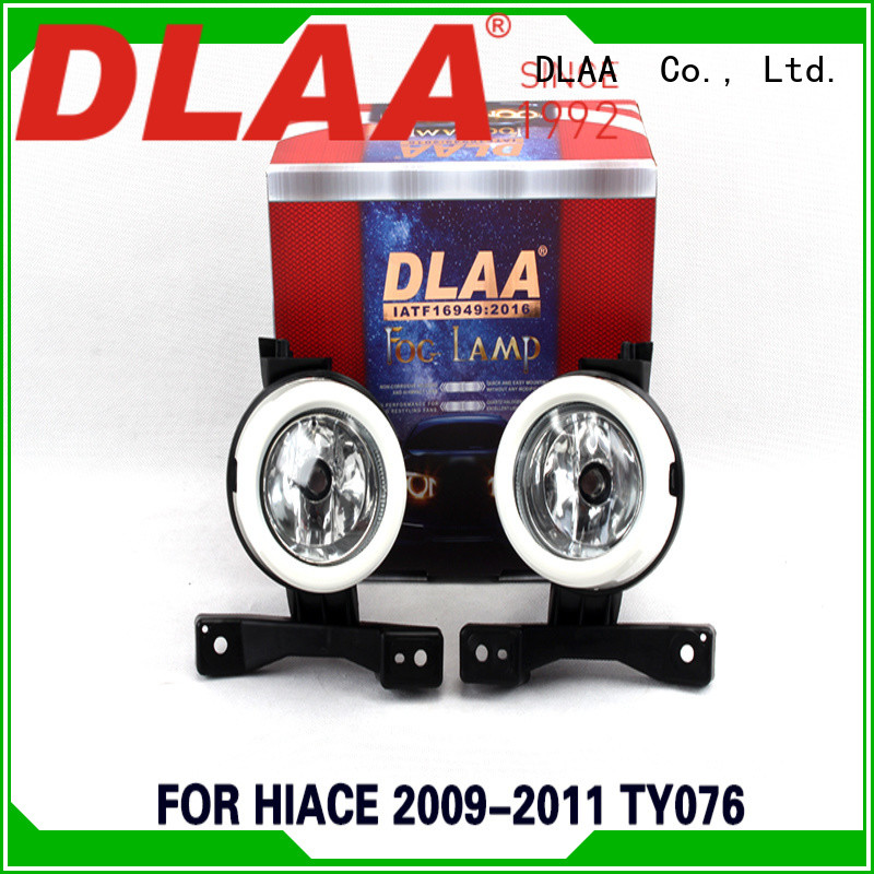 DLAA Top toyota fog lamp Manufacturer for Toyota Cars