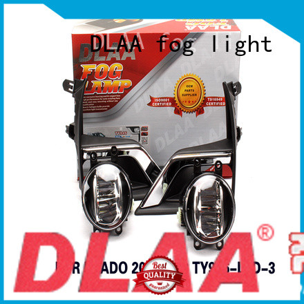 DLAA lancer universal fog light kit Suppliers for Toyota Cars