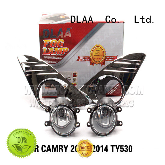 DLAA fj120 3 inch fog lights factory for Toyota Cars