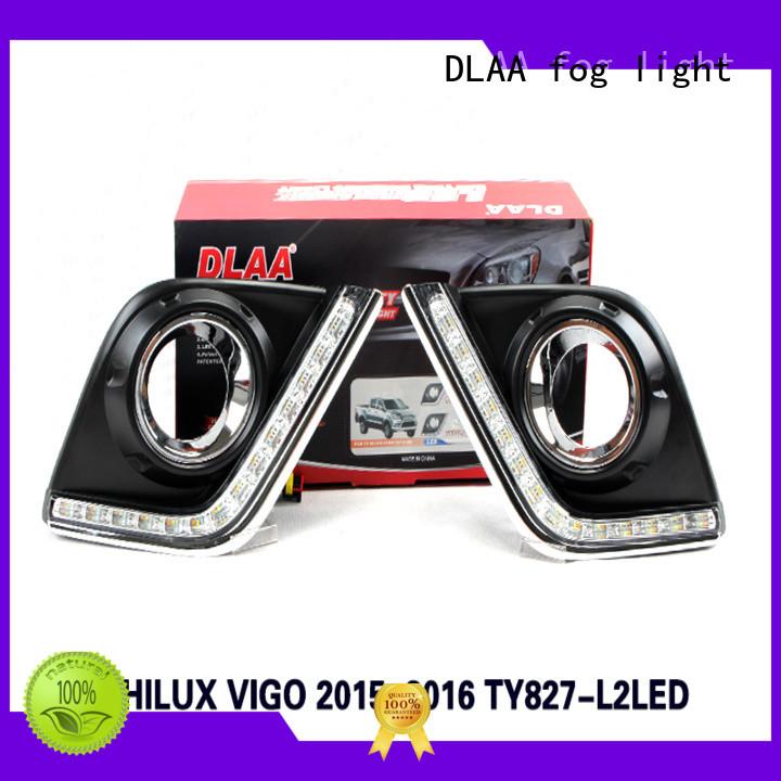 DLAA Latest 12 volt led fog lights Suppliers for Toyota Cars