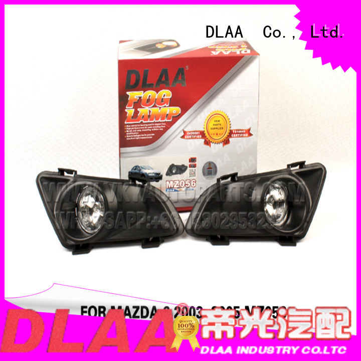 DLAA mz563 circle fog lights company for Mazda Cars