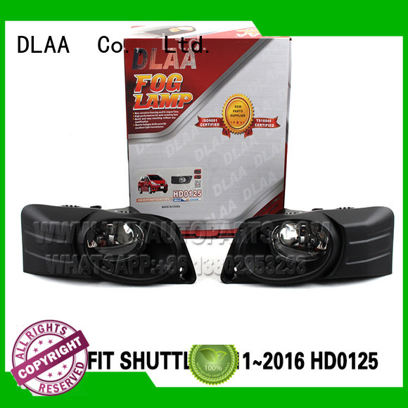 New auto led fog lights hd047 for business for Honda Cars
