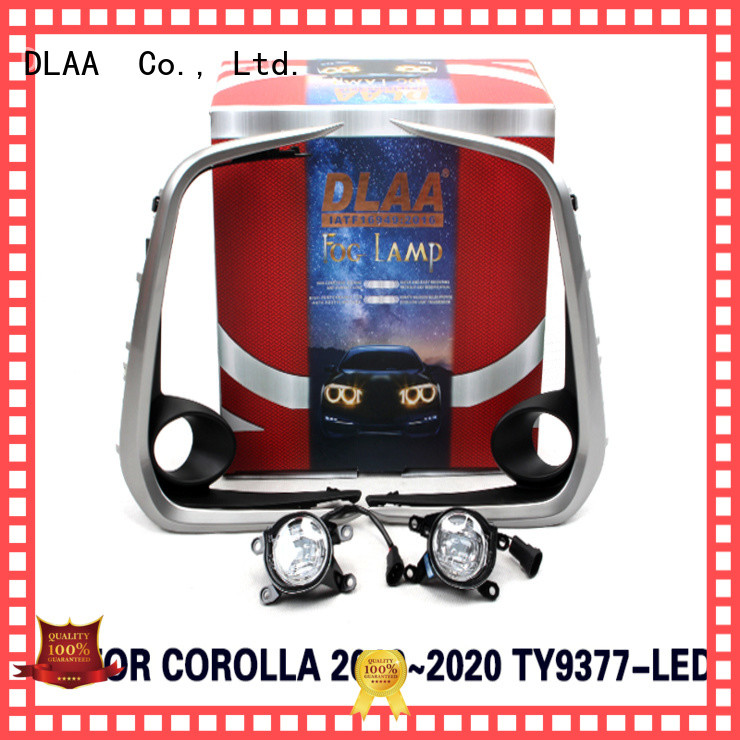 DLAA Best off road fog lights Suppliers for Toyota Cars