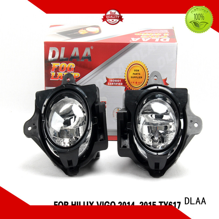 DLAA corollaaltis universal fog light kit company for Toyota Cars