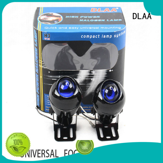 DLAA Latest universal fog lamp manufacturers for Cars