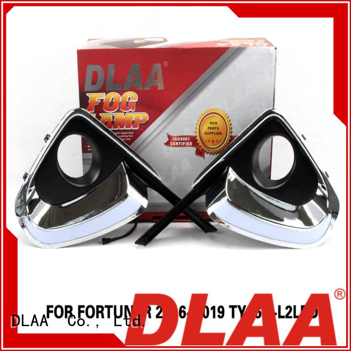 DLAA Custom fj fog lights Company for Toyota Cars