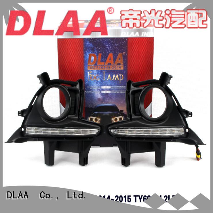 DLAA High quality fog lights for toyota Company for Toyota Cars