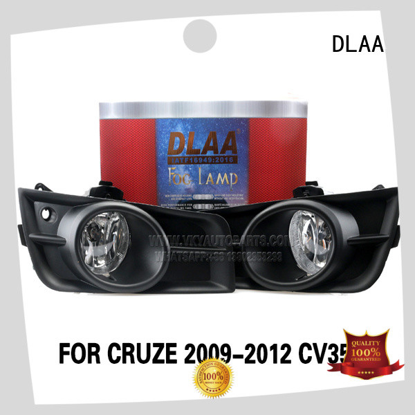 DLAA lights round fog lights for cars company for Chevrolet Cars