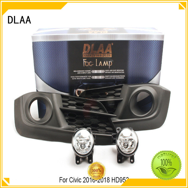 DLAA honda driving in fog lights manufacturers for Honda Cars