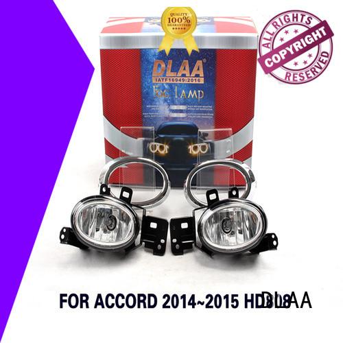 DLAA jazzasia universal projector fog lights Supply for Honda Cars