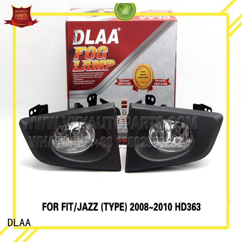 DLAA Latest driving in fog lights company for Honda Cars