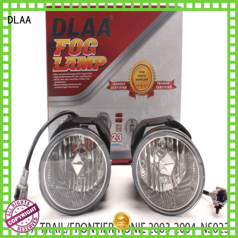 DLAA ns428 projector fog light kit manufacturers for Nissan Cars