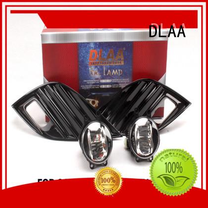 DLAA Custom led fog lamp kit for business for Toyota Cars