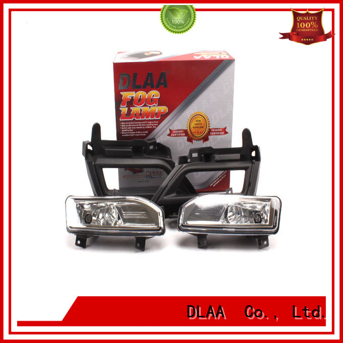DLAA New frontier fog lights factory for Nissan Cars