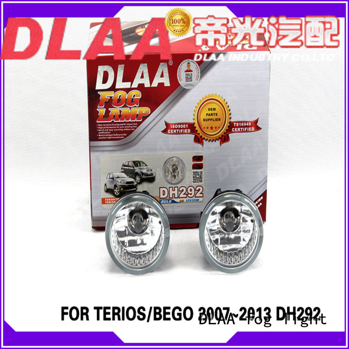 DLAA Top fog lamps for trucks factory for Daihatsu Cars