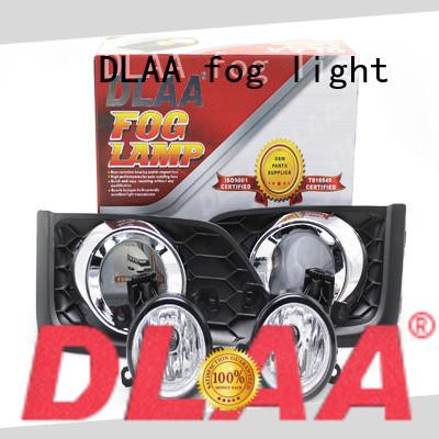 DLAA High-quality rectangular led fog lights manufacturers for Honda Cars