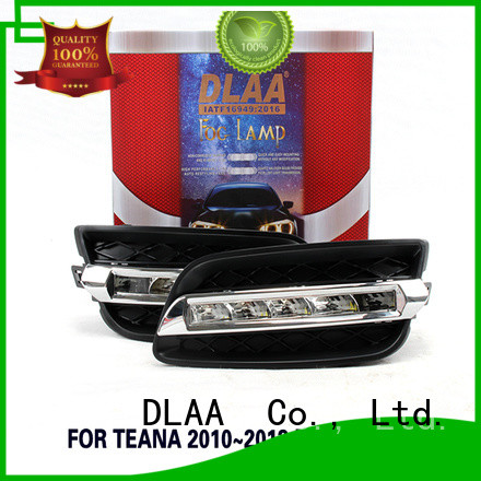 DLAA High-quality nissan fog lights Suppliers for Nissan Cars